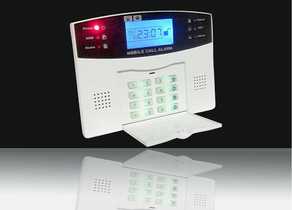 alarme gsm sans fil de 99 zones easy box. Black Bedroom Furniture Sets. Home Design Ideas